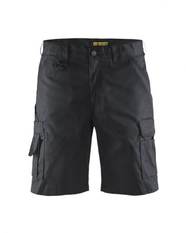 "CLEARANCE Blaklader 1447 Shorts (Black) C52 36""W"